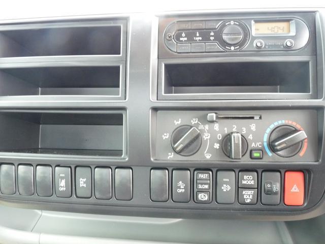 日野 デュトロ 極東製2t積載車フラトップゼロII・VSC・PCS付