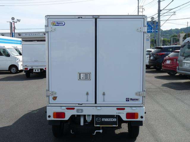 スズキ キャリイトラック 東プレ製・冷蔵冷凍車・中温・2WD・MT