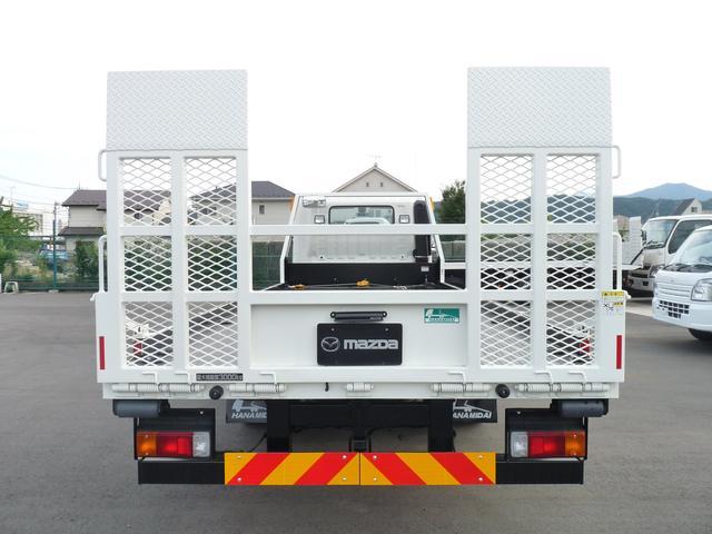 日野 デュトロ 花見台製・3t積載車・SLAマークII