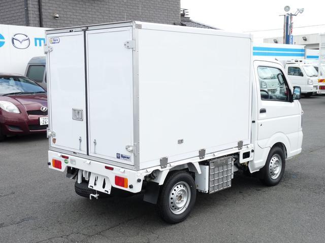 三菱 ミニキャブトラック 東プレ製・軽冷凍車・中温・2WD・AT