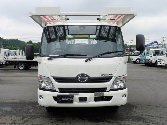 アジア工業製2.8t・3台積・積載車(2枚目)