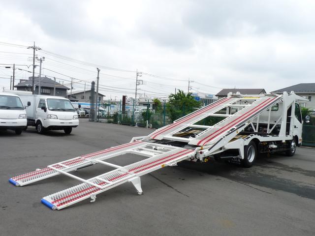 アジア工業製2.8t・3台積・積載車(8枚目)