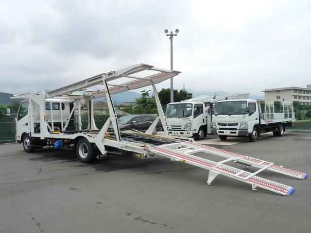 アジア工業製2.8t・3台積・積載車(10枚目)