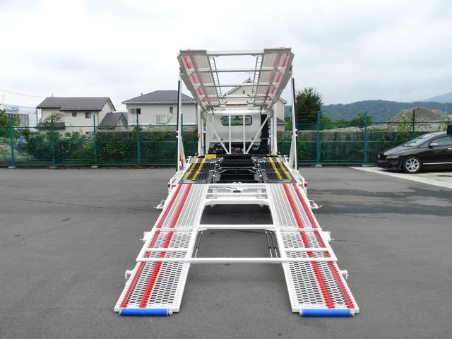 アジア工業製2.8t・3台積・積載車(11枚目)