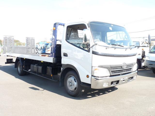 極東製・2t積載車・フラトップゼロ・ターボ車(3枚目)