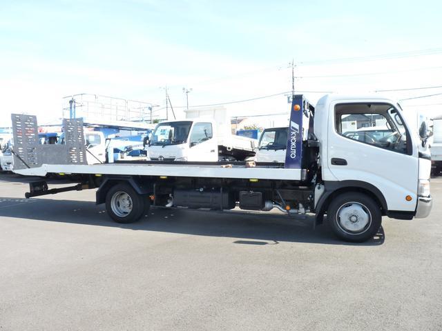 極東製・2t積載車・フラトップゼロ・ターボ車(4枚目)