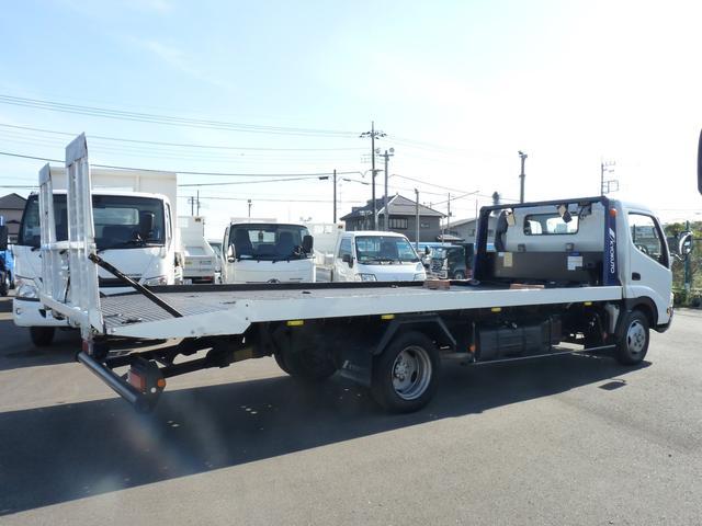 極東製・2t積載車・フラトップゼロ・ターボ車(5枚目)