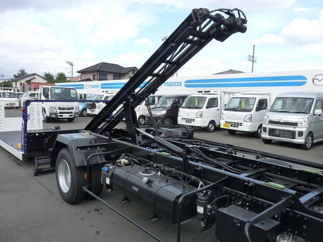 極東製3.3t積載車・フラトップゼロ(8枚目)