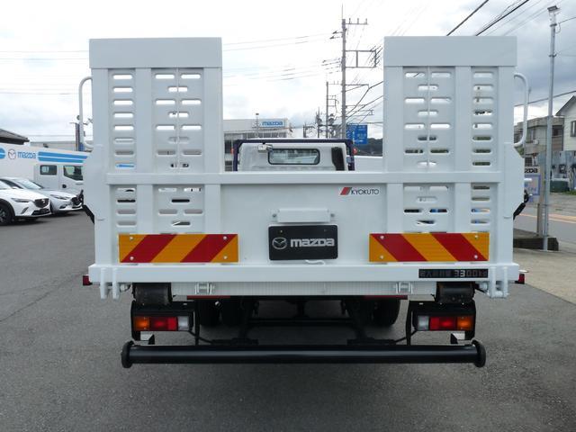 極東製3.3t積載車・フラトップゼロ(6枚目)