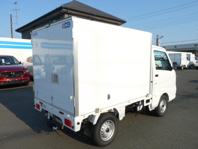 菱重コールドチェーン製冷蔵冷凍車・中温・AT・PW(5枚目)