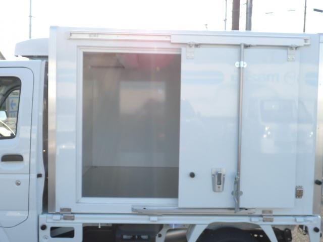 菱重コールドチェーン製冷蔵冷凍車・中温・AT・PW(9枚目)