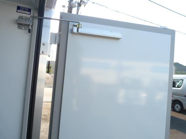 菱重コールドチェーン製冷蔵冷凍車・中温・AT・PW(13枚目)