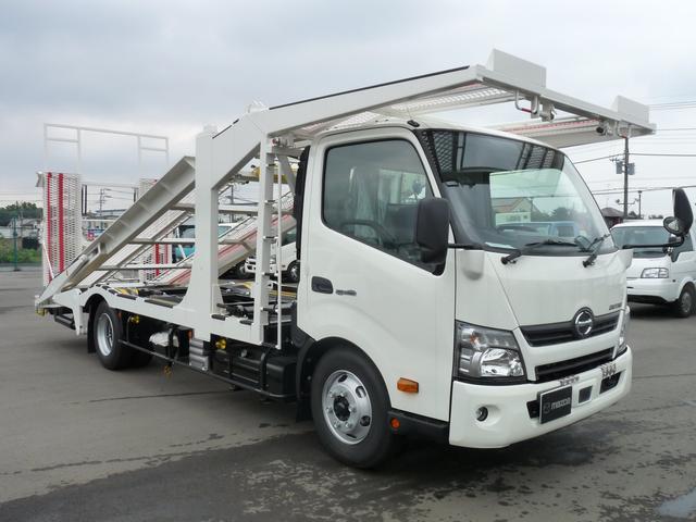 2.85t・アジア工業製・3台積・積載車(3枚目)