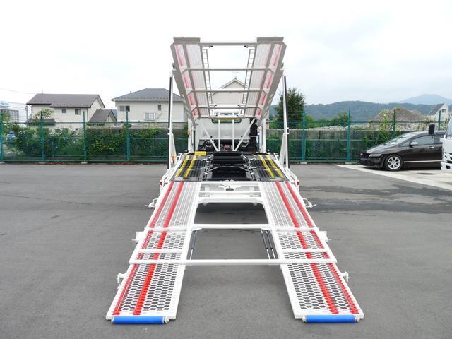 2.85t・アジア工業製・3台積・積載車(12枚目)
