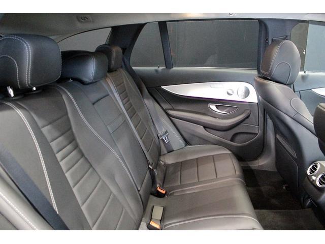 E220d 4マチック オールテレイン MB認定2年保証 エクスクルーシブPKG 黒本革シート(12枚目)