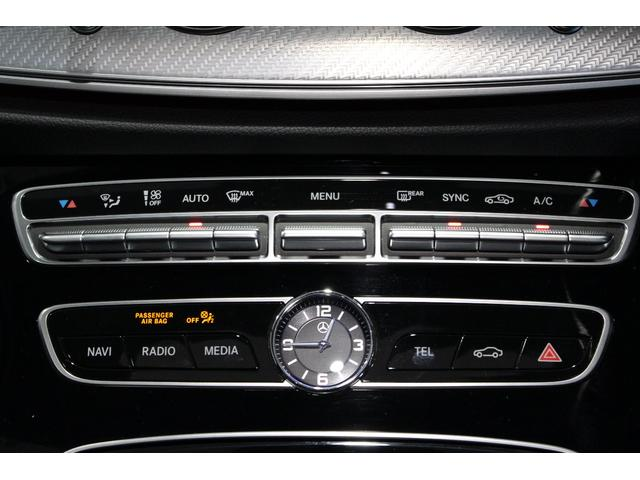 E220d 4マチック オールテレイン MB認定2年保証 エクスクルーシブPKG 黒本革シート(18枚目)