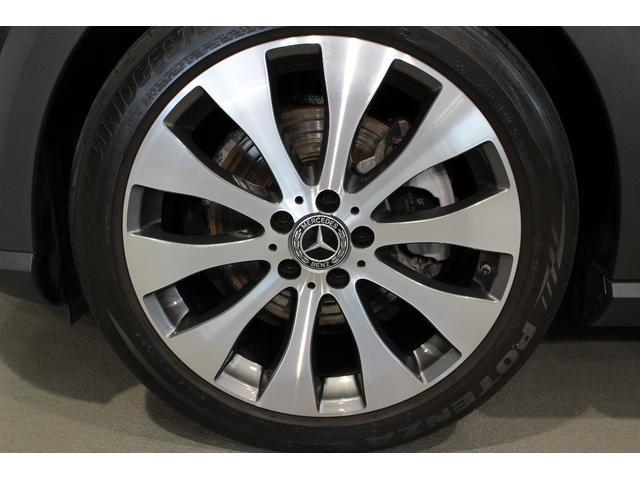 E220d 4マチック オールテレイン MB認定2年保証 エクスクルーシブPKG 黒本革シート(25枚目)