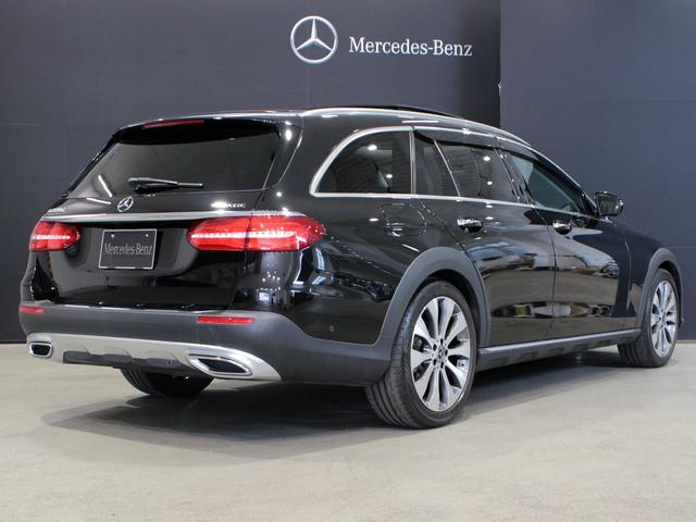 E220d 4マチック オールテレイン MB認定2年保証 エクスクルーシブPKG 黒本革シート(32枚目)