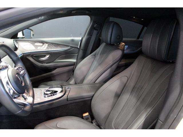 CLS450 4マチック スポーツ MB認定2年保証 エクスクルーシブPKG ガラス・スライディングルーフ ダイヤモンドホワイト 黒本革シート(11枚目)