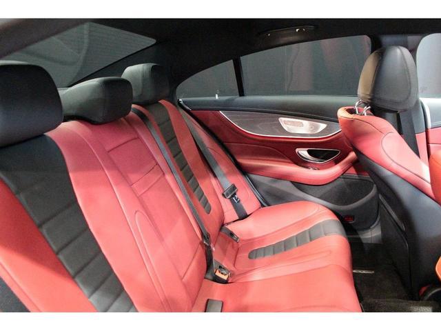 CLS220d スポーツ エクスクルーシブパッケージ MB認定2年保証 エクスクルーシブPKG ガラス・スライディングルーフ ベンガルレッド&黒ツートン本革シート(11枚目)