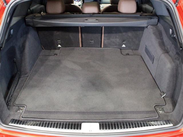 E63 S 4マチック+ ステーションワゴン MB認定2年保証 エクスクルーシブPKG ヒヤシンスレッド ナッツブラウン本革シート(25枚目)