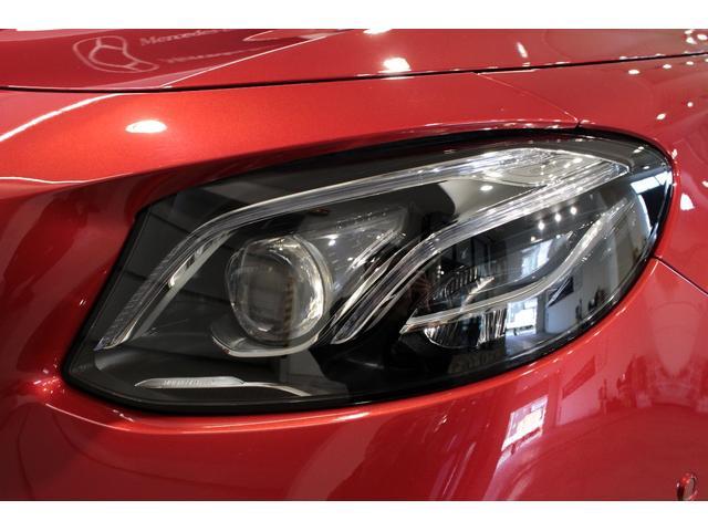 E63 S 4マチック+ ステーションワゴン MB認定2年保証 エクスクルーシブPKG ヒヤシンスレッド ナッツブラウン本革シート(30枚目)