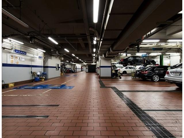 E63 S 4マチック+ ステーションワゴン MB認定2年保証 エクスクルーシブPKG ヒヤシンスレッド ナッツブラウン本革シート(39枚目)