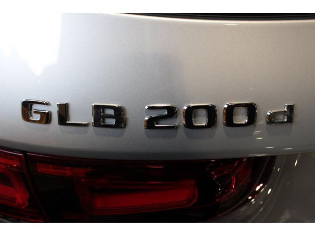 GLB200d 新車保証継承 メタリック ナビゲーションPKG(31枚目)