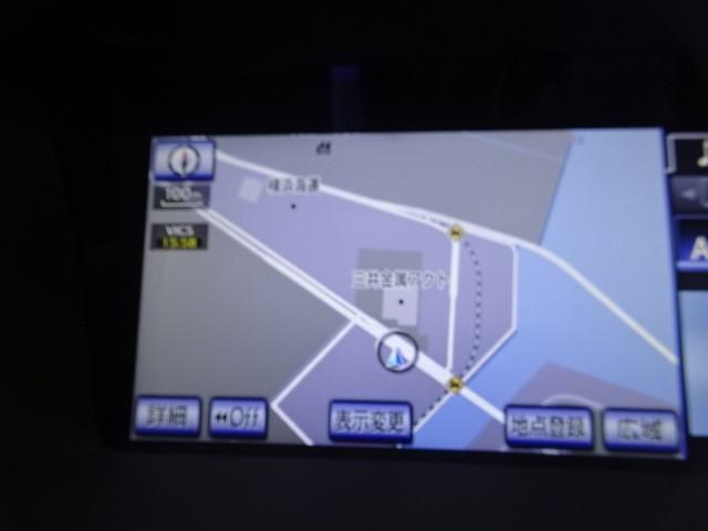 GS350 Fスポーツ・HDDナビ・車検整備付き(6枚目)