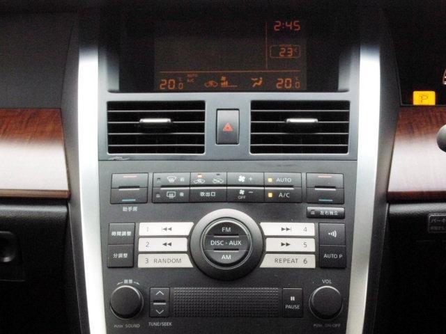 日産 ティアナ 230JK キーレス CDプレイヤー