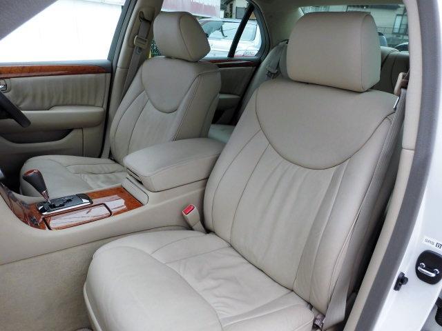トヨタ セルシオ C仕様 純正マルチ 本革