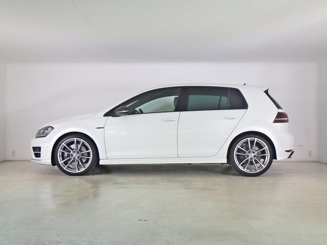 フォルクスワーゲン VW ゴルフR カーボンスタイル 当店下取禁煙使用ワンオーナDWA認定中古車
