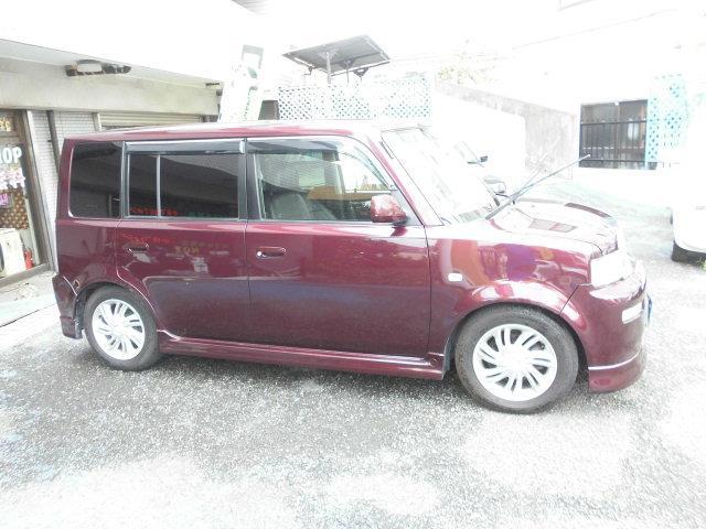 「トヨタ」「bB」「ミニバン・ワンボックス」「神奈川県」の中古車3