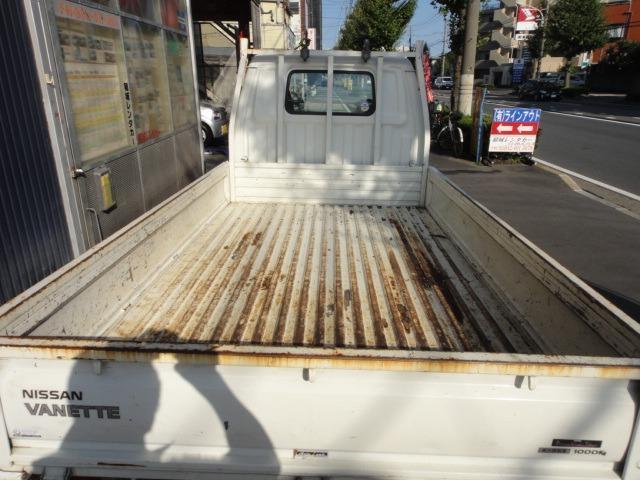 「日産」「バネットトラック」「トラック」「東京都」の中古車11