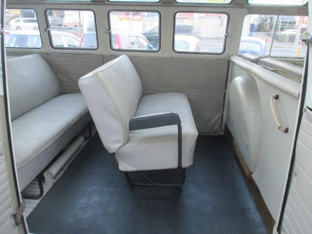 66アーリーDXバス 21ウインドウ 7人乗り(9枚目)