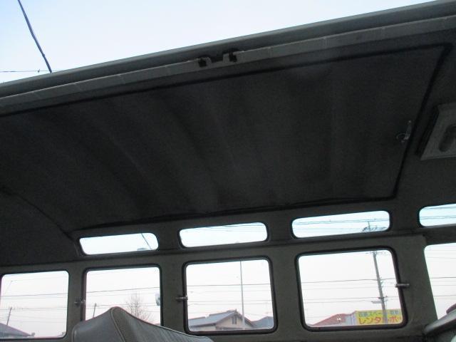 66アーリーDXバス 21ウインドウ 7人乗り(12枚目)