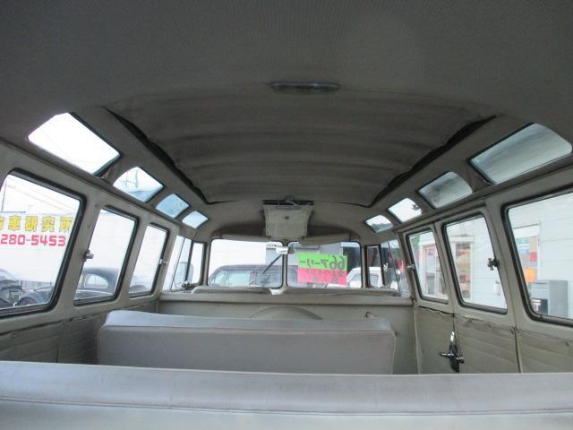 66アーリーDXバス 21ウインドウ 7人乗り(16枚目)
