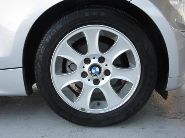 BMW BMW 118i 社外HDDナビ バックカメラ ETC キーレス