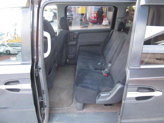 ホンダ ステップワゴン G LSパッケージ 両側パワースライド 純正インターナビ