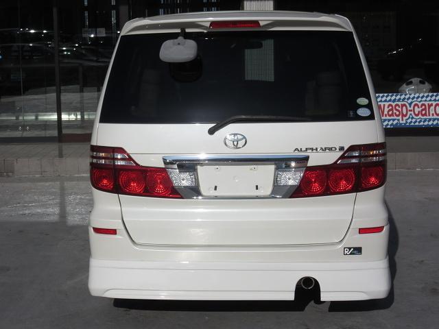 トヨタ アルファードG AS プライムセレクション 両側パワースライドドア