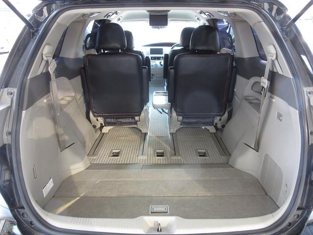 トヨタ エスティマ 2.4アエラスGED 車高調20アルミ 両側自動ドア純正ナビ