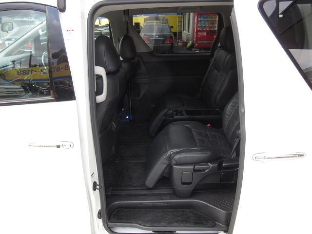 トヨタ ヴェルファイア Z両側自動ドア車高調システムコンソール20AWLEDフォグ