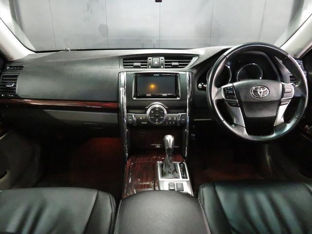 トヨタ マークX 250G リラックスS 社外エアロ車高調デュランダル19AW