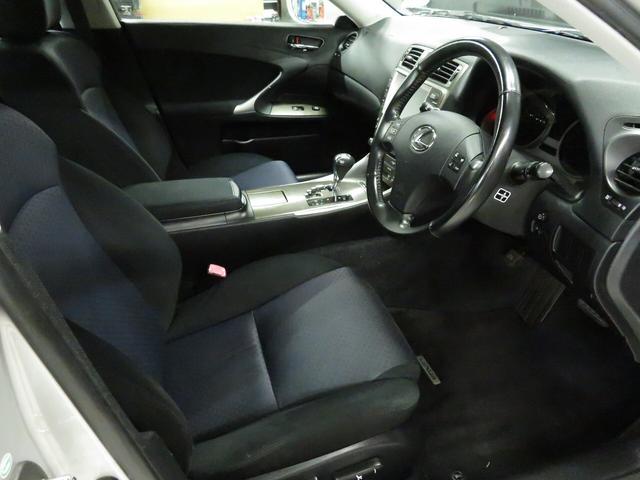 レクサス IS IS250 WORK18AW カスタムヘッドライト 車高調