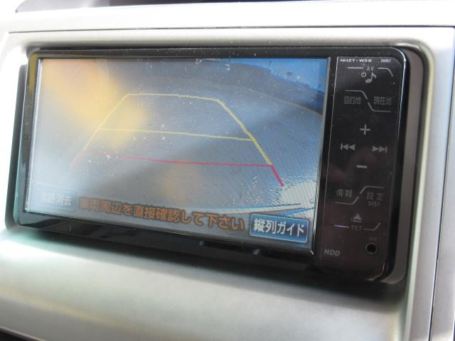 ★駐車する際に非常に安心で便利なバックカメラを装備しています!!ミニバンには必需品になってきました!