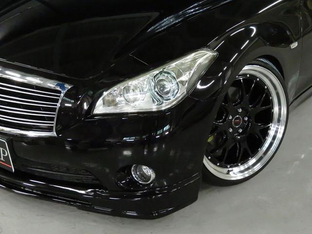 250GT 新品車高調新品21インチAWハーフエアロ(6枚目)