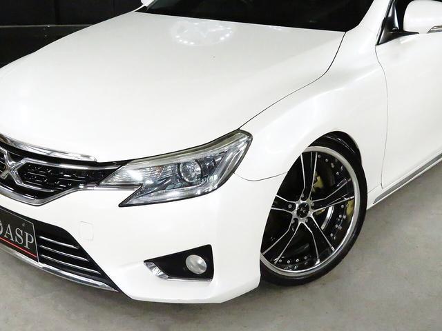 250G カロッツェリアナビ HKS車高調 weds19インチAW G,sエアロ 柿本マフラー HIDライト ウィンカーミラー ミュージックサーバー Bluetooth接続 スマートキー(6枚目)