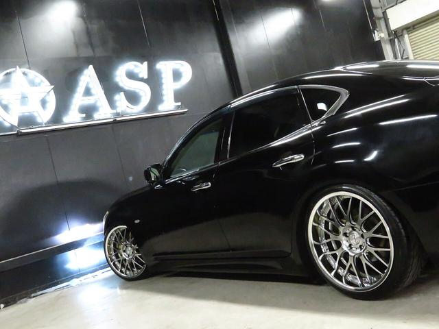 250GT 純正メーカーナビ ブラックハーフレザーS wedsマーベリック20AW 新品車高調 新品タイヤ交換済 HIDライト 地デジTV バックカメラ スマートキー(21枚目)