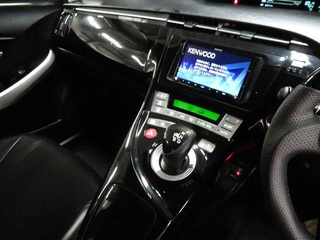 S 後期型 ケンウッドSDナビ SSR18インチAW フルタップ車高調 US仕様ヘッドライト/テールレンズ 黒革調シートカバー ウィンカーミラー Bluetooth接続 地デジTV Bカメラ スマートキー(30枚目)