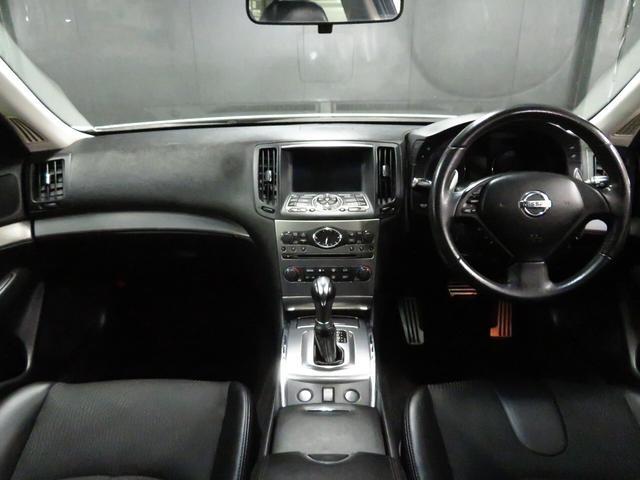 250GT タイプS 後期型 サンルーフ 純正メーカーナビ ブラックハーフレザー WORKデュランダル19AW 新品フルタップ車高調 ミュージックサーバー 地デジTV パドルシフト サイド/バックカメラ(2枚目)